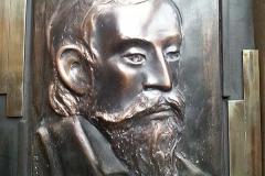 Płaskorzeżba Ignacego Łukasiewicza