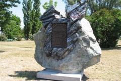 Pomnik katastrofy lotniczej z 1952 r Poznań