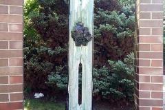 Szklana katedrawystawa w ogrodach Fundacji Rozwoju Miasta Poznania 2015