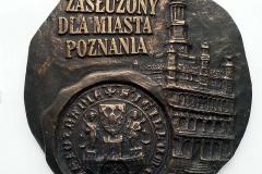 Odznaczenie Zasłużony obywatel Miasta Poznania